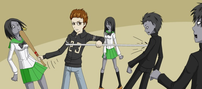 Highschool of the Dead [2010]