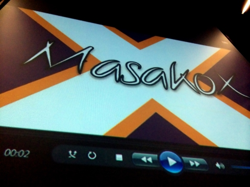 MasakoX_Projector