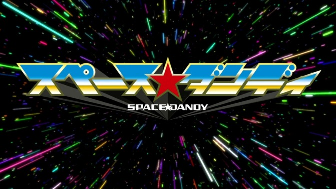 [Winter 2014] Space Dandy
