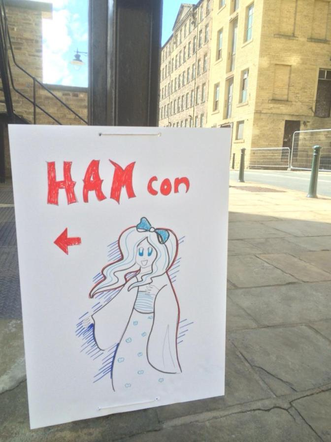 Con Report: HAMCon 2014
