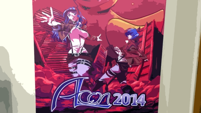 Con Report: Alcon 2014 – Duck Season
