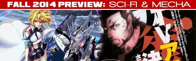 Fall 2014: Sci-Fi & Mecha