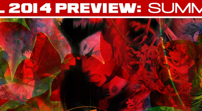 Fall 2014: Preview Summary