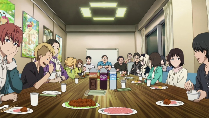 Image result for shirobako screencap