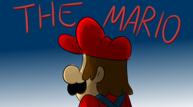 Bad Fanfiction Theatre: THE MARIO